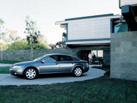 Ver foto 37 de Volkswagen Phaeton 2002