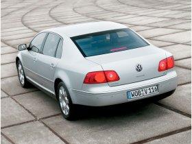 Ver foto 31 de Volkswagen Phaeton 2002