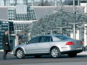 Ver foto 24 de Volkswagen Phaeton 2002