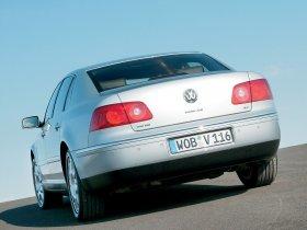 Ver foto 14 de Volkswagen Phaeton 2002