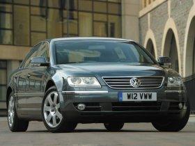 Fotos de Volkswagen Phaeton 2002