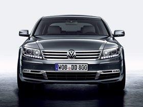 Fotos de Volkswagen Phaeton 2010