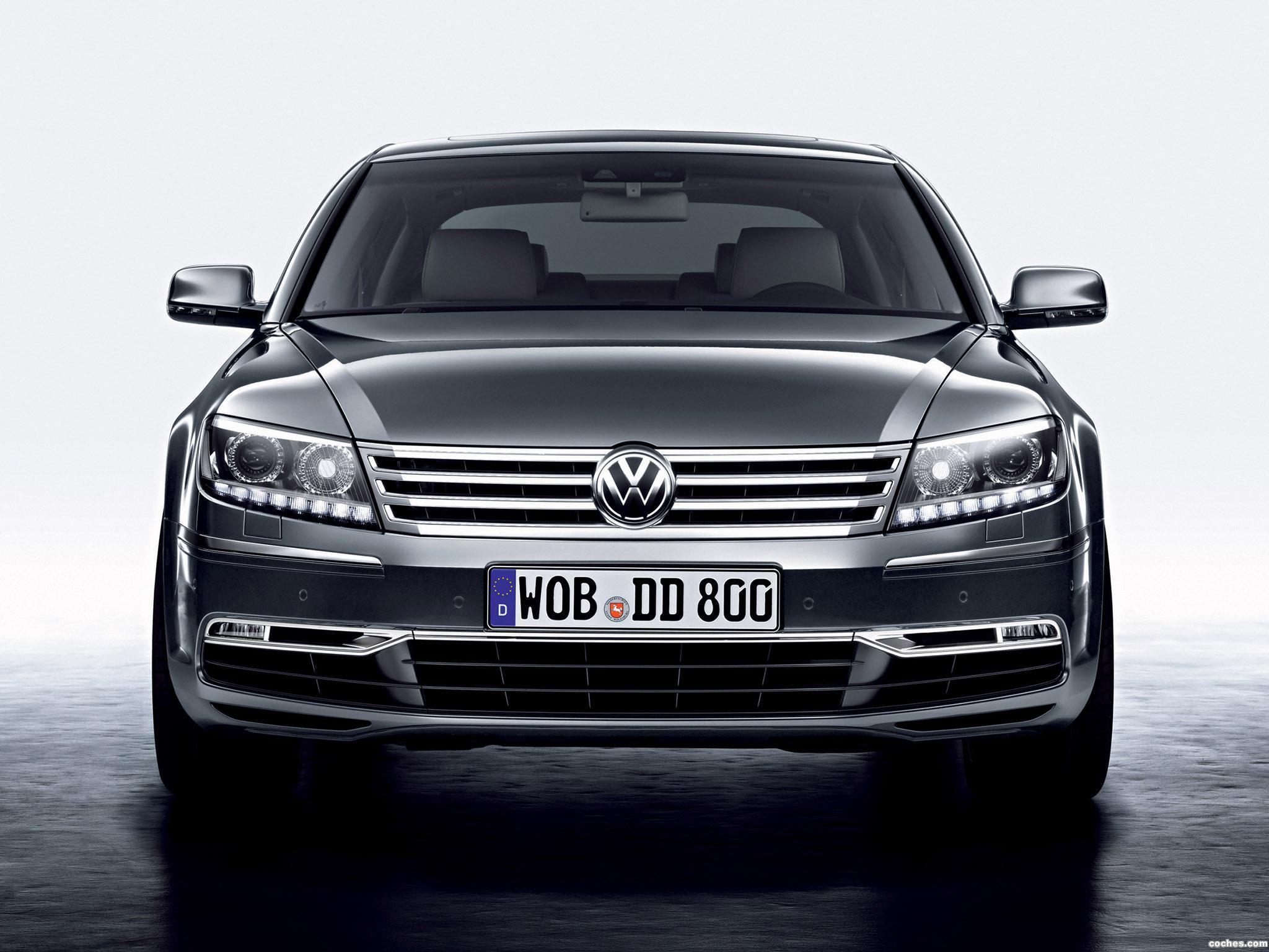 Foto 0 de Volkswagen Phaeton 2010