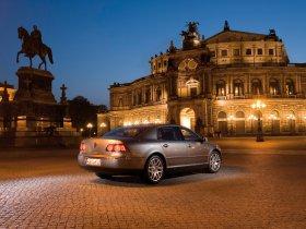 Ver foto 7 de Volkswagen Phaeton Facelift 2008