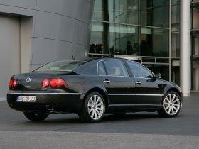 Ver foto 4 de Volkswagen Phaeton Facelift 2008