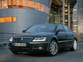 Fotos de Volkswagen Phaeton Facelift 2008