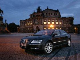 Ver foto 12 de Volkswagen Phaeton Facelift 2008