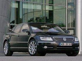 Ver foto 10 de Volkswagen Phaeton Facelift 2008