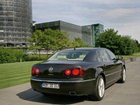 Ver foto 9 de Volkswagen Phaeton Facelift 2008