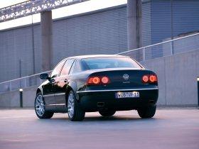Ver foto 8 de Volkswagen Phaeton Facelift 2008