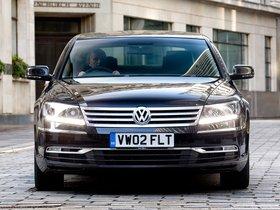 Ver foto 6 de Volkswagen Phaeton V6 TDi UK 2010
