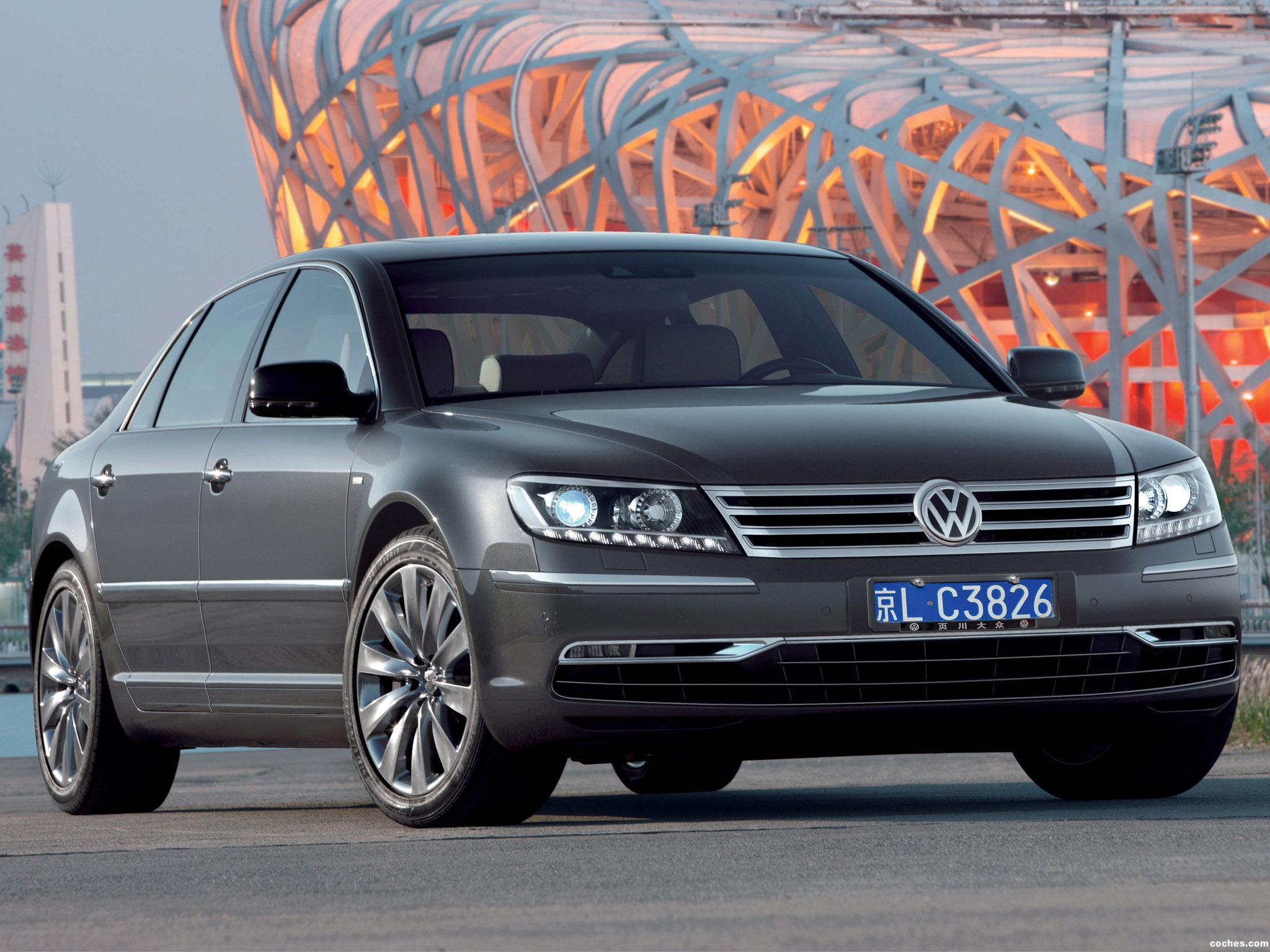 Foto 0 de Volkswagen Phaeton W12 2010