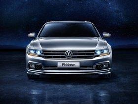 Ver foto 3 de Volkswagen Phideon 2016