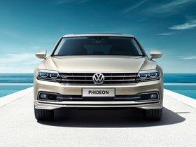Ver foto 13 de Volkswagen Phideon 2016