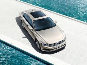 Ver foto 9 de Volkswagen Phideon 2016