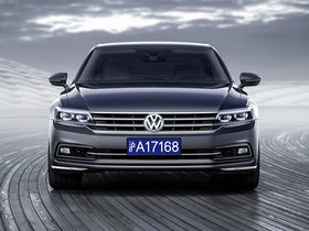 Ver foto 5 de Volkswagen Phideon 2016