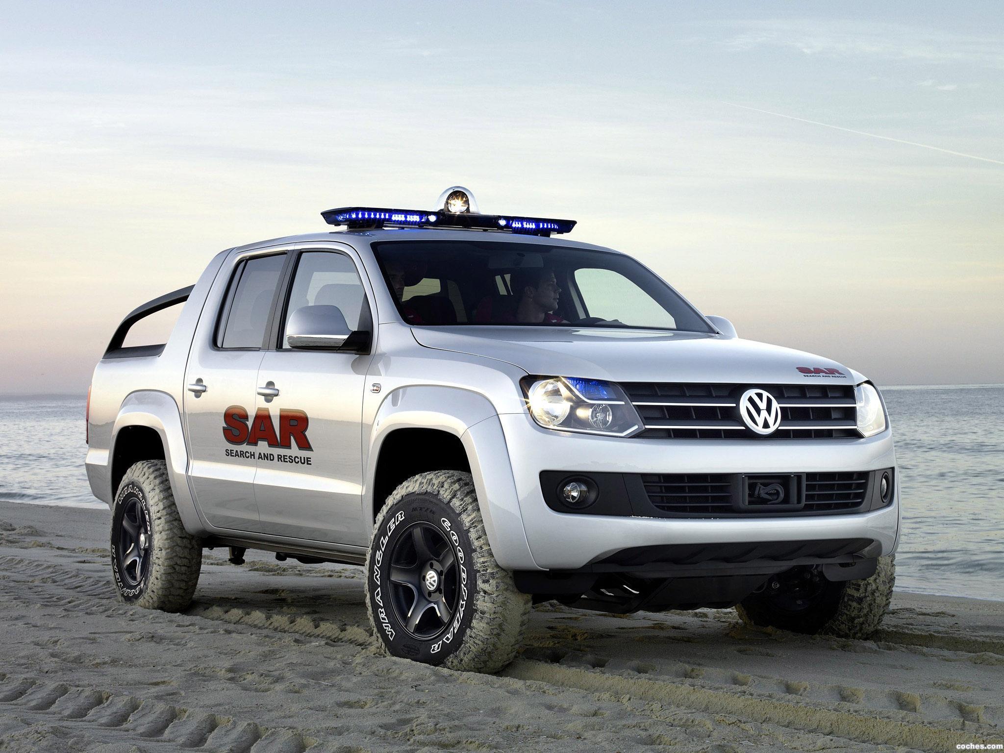Foto 0 de Volkswagen Pickup Concept 2008