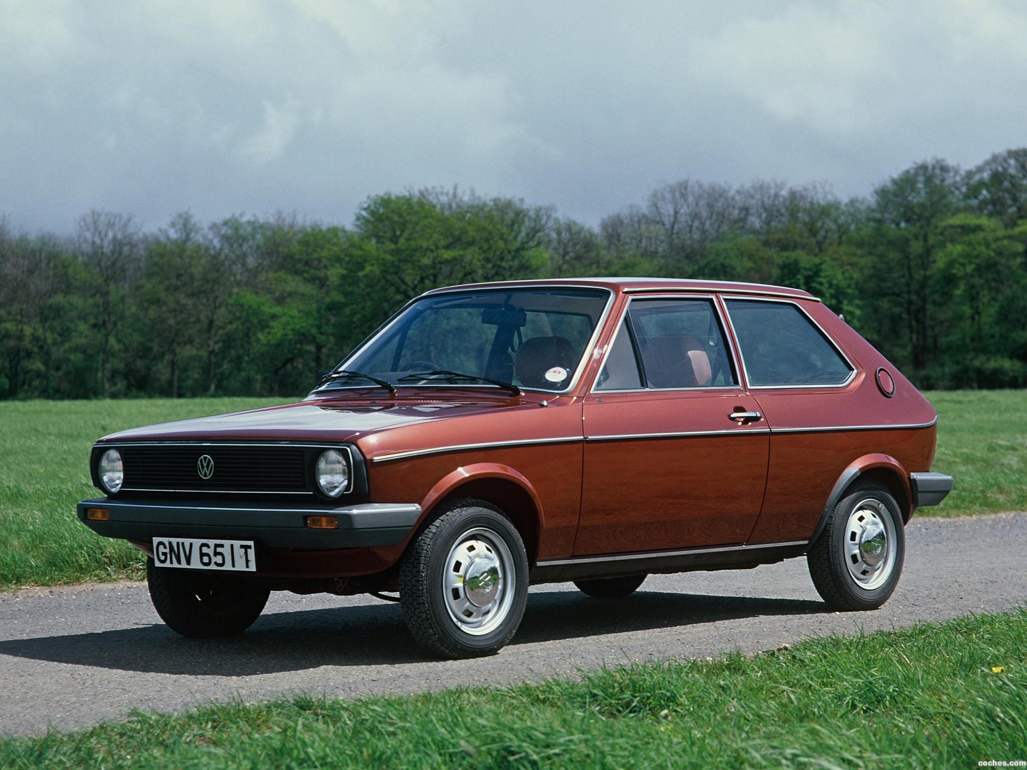 Foto 0 de Volkswagen Polo 1975