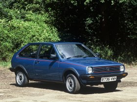 Fotos de Volkswagen Polo 1982