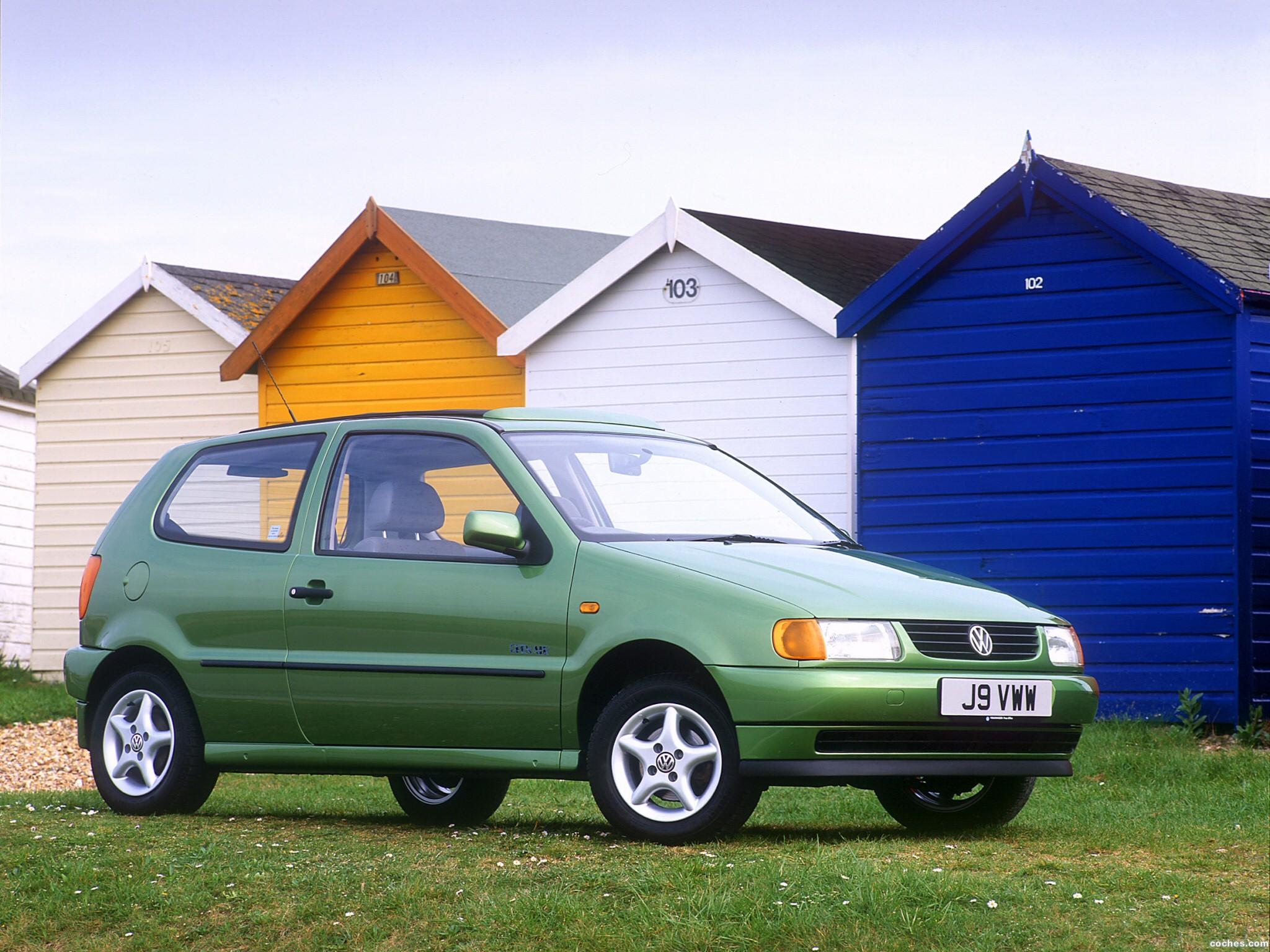 Foto 0 de Volkswagen Polo 1995
