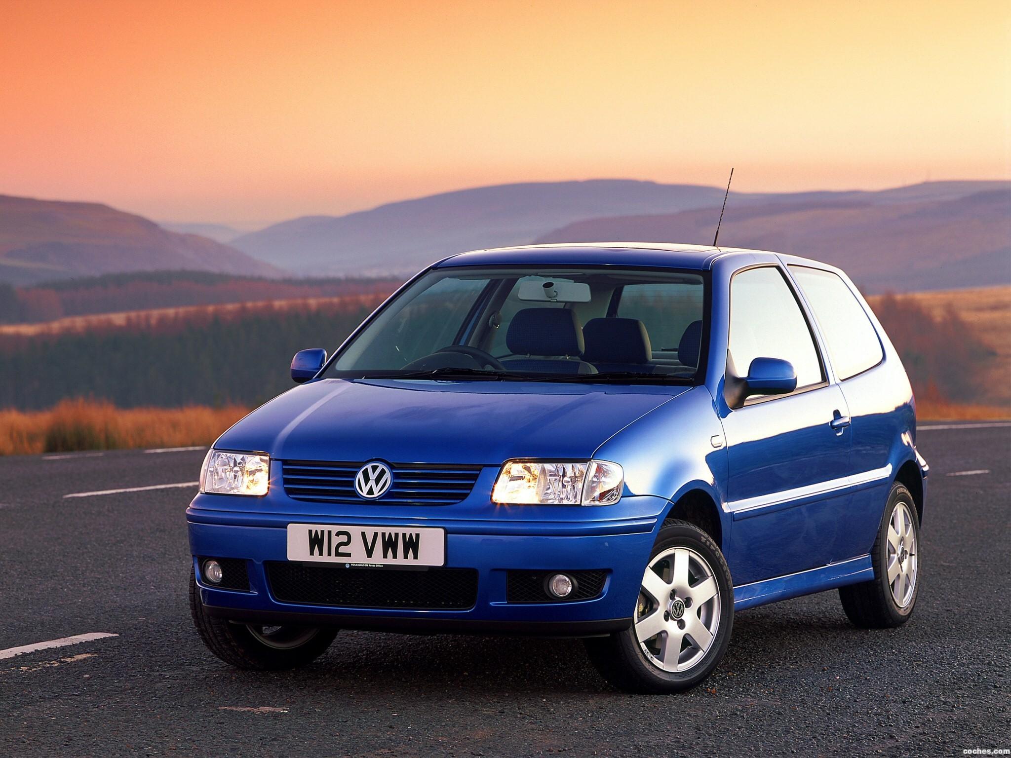 Foto 0 de Volkswagen Polo 2000