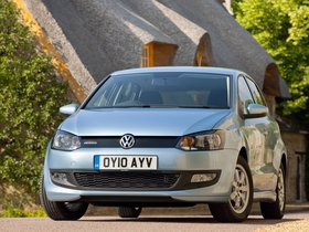 Ver foto 2 de Volkswagen Polo 5 Puertas BlueMotion UK 2010