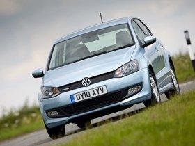 Ver foto 10 de Volkswagen Polo 5 Puertas BlueMotion UK 2010