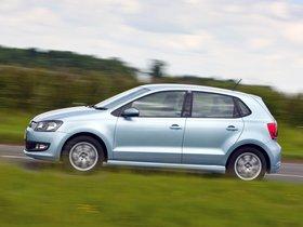 Ver foto 9 de Volkswagen Polo 5 Puertas BlueMotion UK 2010