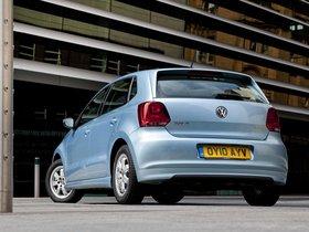 Ver foto 7 de Volkswagen Polo 5 Puertas BlueMotion UK 2010
