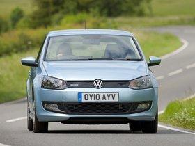 Ver foto 6 de Volkswagen Polo 5 Puertas BlueMotion UK 2010