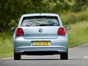 Ver foto 5 de Volkswagen Polo 5 Puertas BlueMotion UK 2010