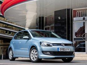 Ver foto 3 de Volkswagen Polo 5 Puertas BlueMotion UK 2010