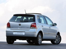 Ver foto 4 de Volkswagen Polo 5 door Brazil IVF 2009