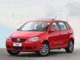 Ver foto 3 de Volkswagen Polo 5 door Brazil IVF 2009