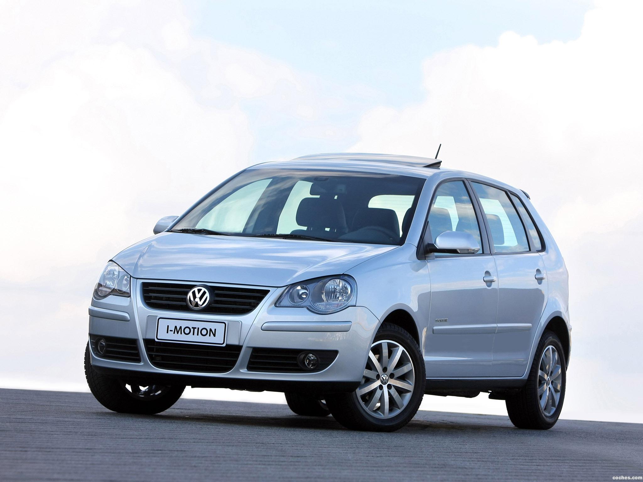 Foto 0 de Volkswagen Polo 5 door Brazil IVF 2009
