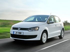 Ver foto 1 de Volkswagen Polo 5 door UK 2009