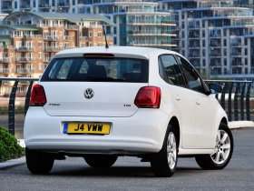 Ver foto 7 de Volkswagen Polo 5 door UK 2009