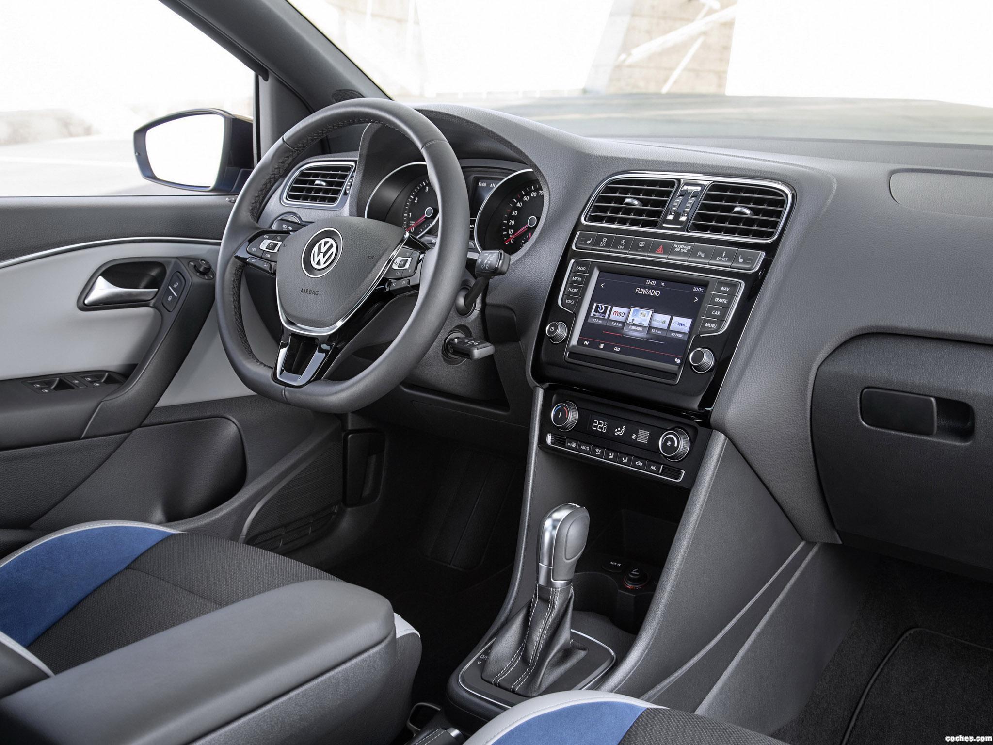 Foto 5 de Volkswagen Polo BlueGT 5 puertas 2014