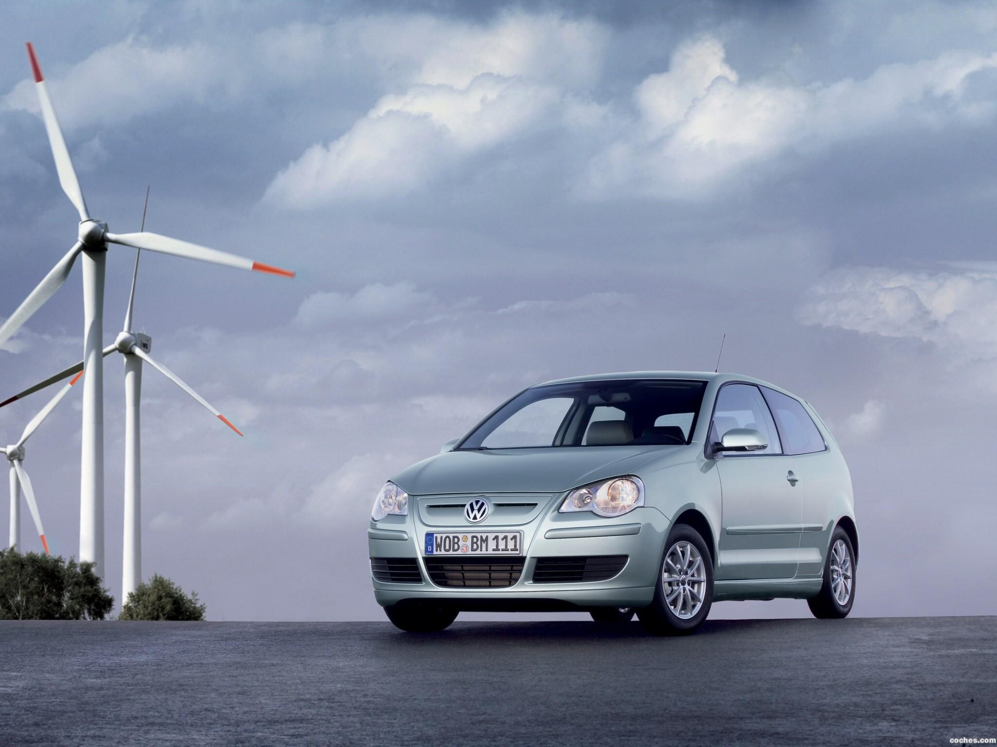 Foto 0 de Volkswagen Polo BlueMotion 2006