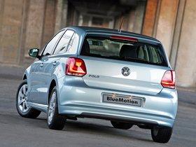 Ver foto 3 de Volkswagen Polo BlueMotion 5 puertas 2010