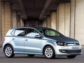 Ver foto 2 de Volkswagen Polo BlueMotion 5 puertas 2010