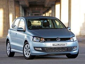 Fotos de Volkswagen Polo BlueMotion 5 puertas 2010