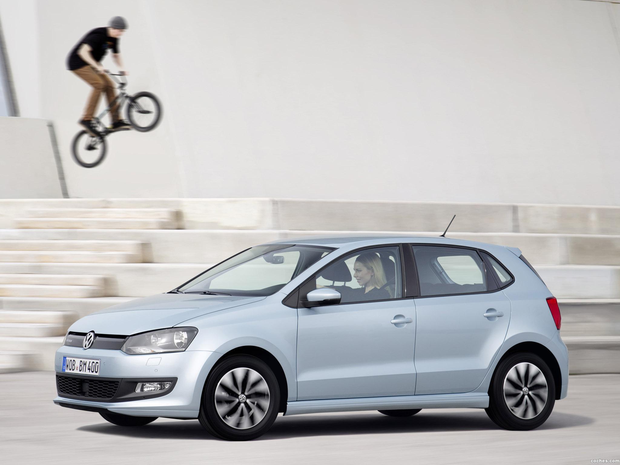 Foto 4 de Volkswagen Polo BlueMotion 5 puertas 2014
