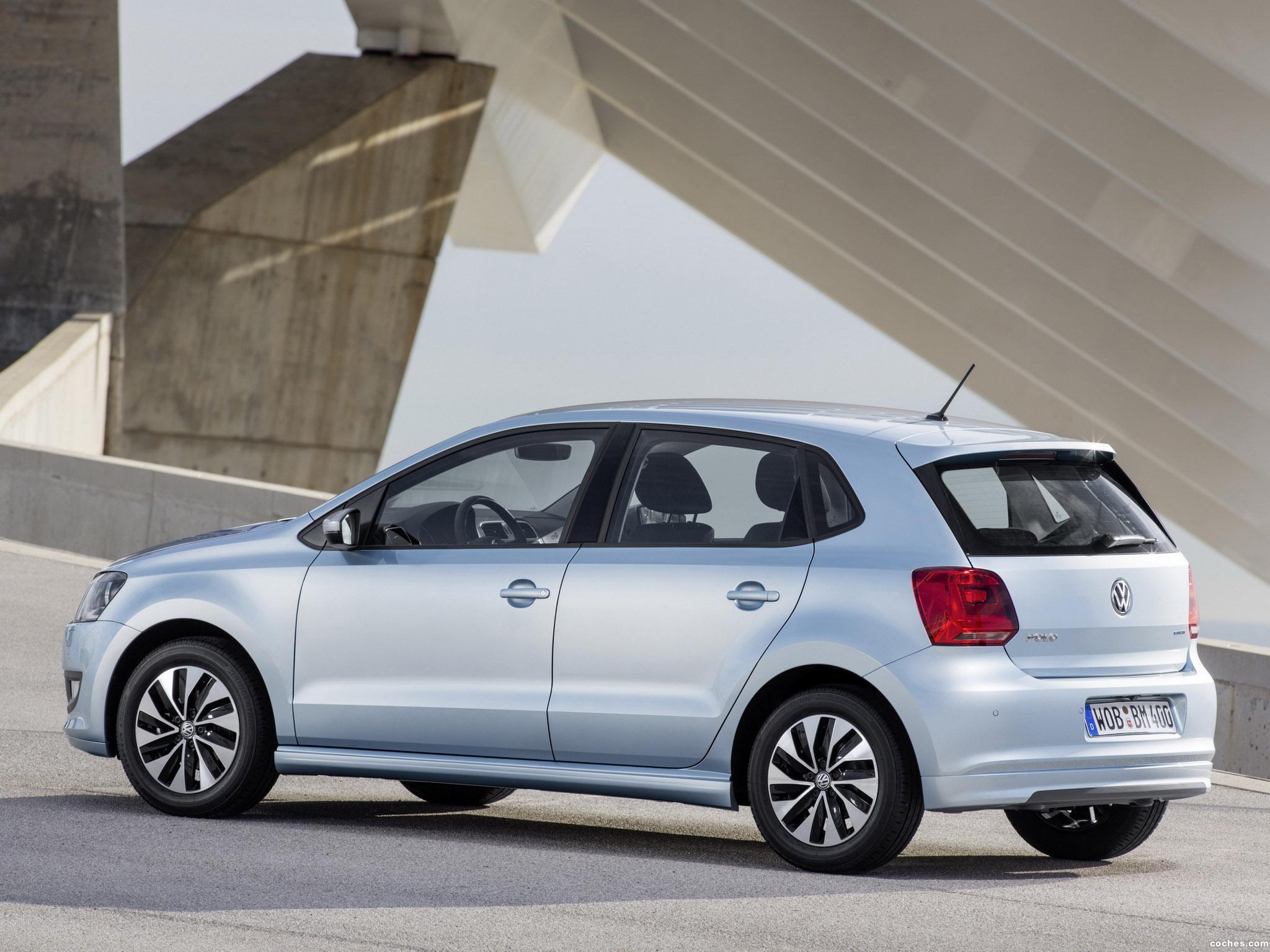 Foto 1 de Volkswagen Polo BlueMotion 5 puertas 2014
