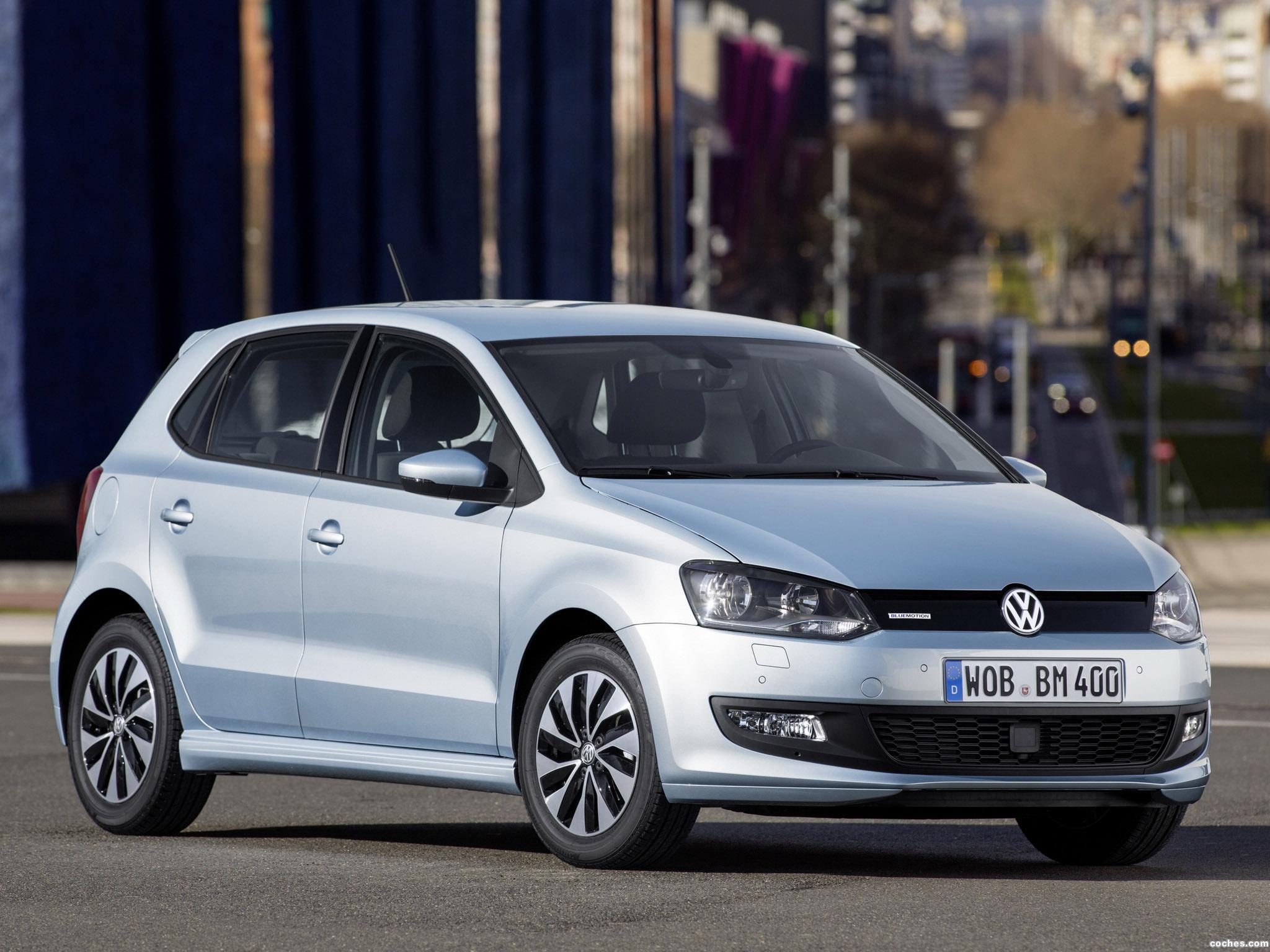 Foto 0 de Volkswagen Polo BlueMotion 5 puertas 2014