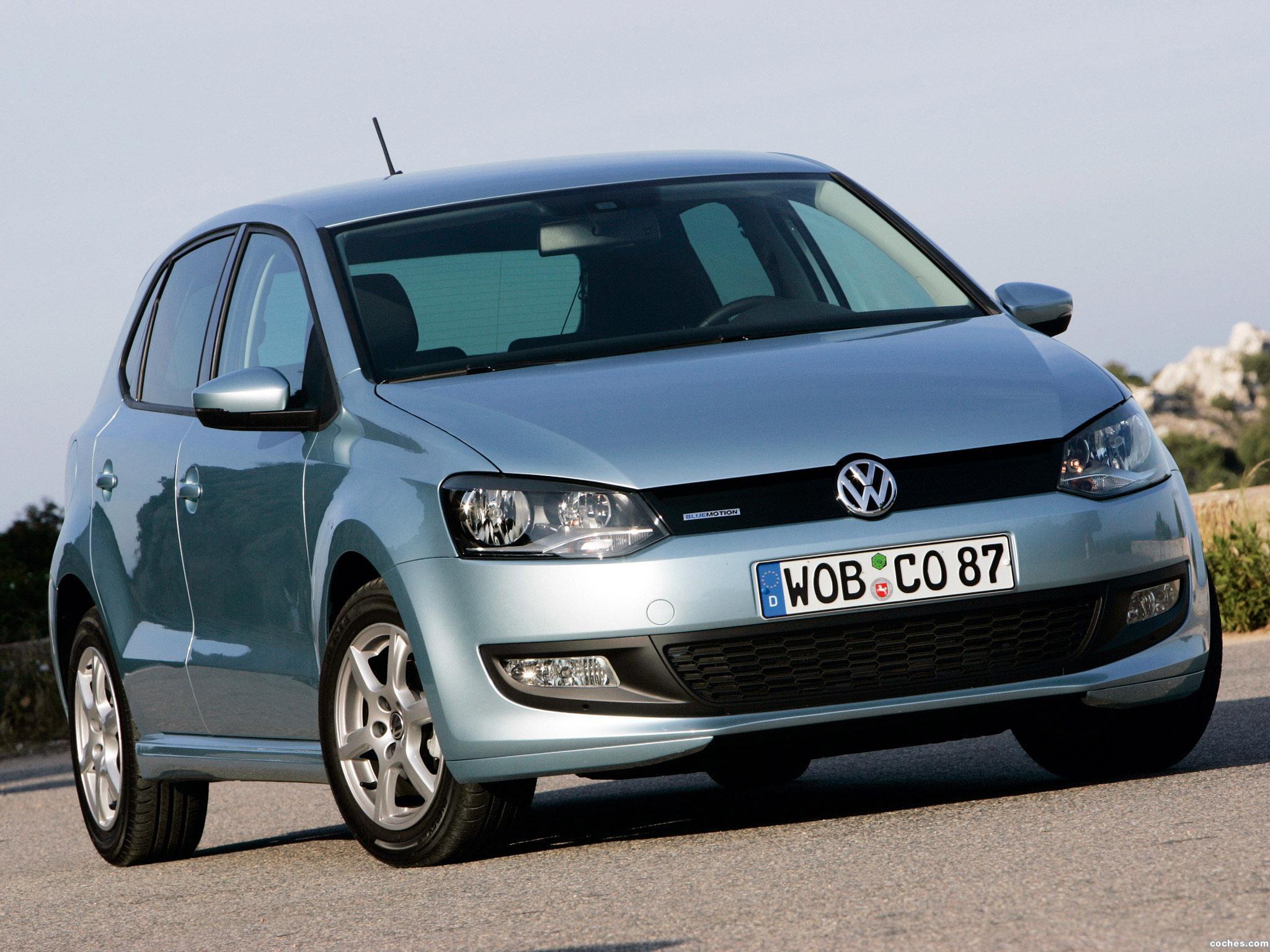 Foto 0 de Volkswagen Polo BlueMotion Concept 2009