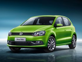 Ver foto 2 de Volkswagen Polo China 2014