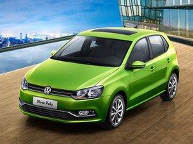 Fotos de Volkswagen Polo China 2014