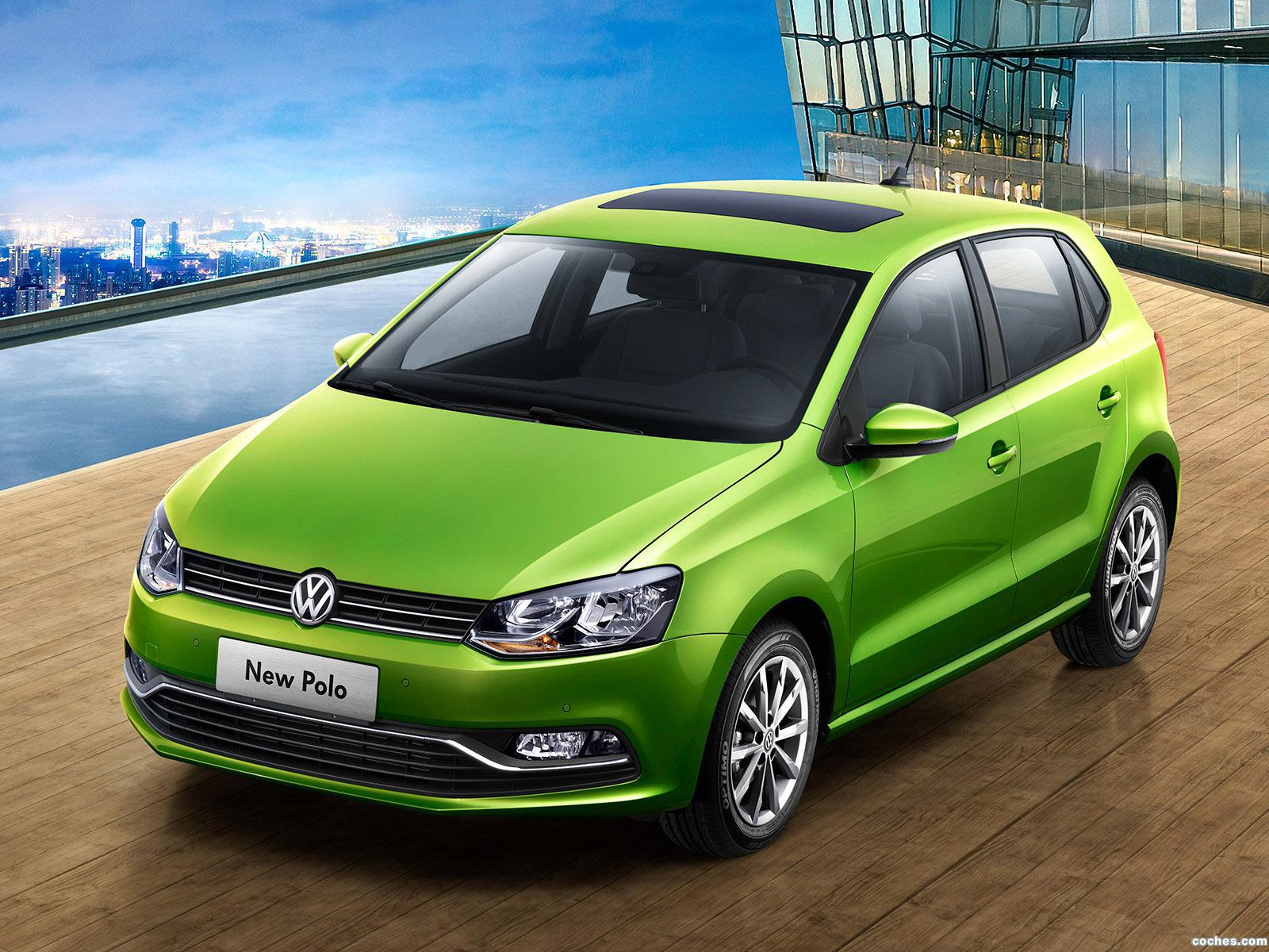 Foto 0 de Volkswagen Polo China 2014
