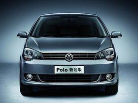 Ver foto 2 de Volkswagen Polo Classic China 2010